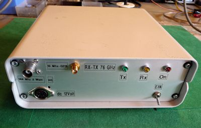 RF Components - Power Amplifier